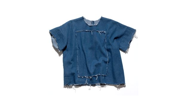 winsome goods denim shirt