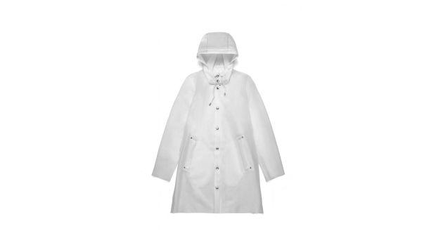 stutterheim raincoat clear