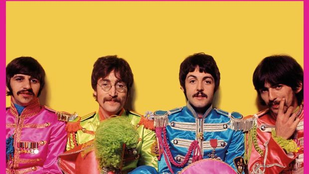 sergeant pepper's lonely hearts club band fashion