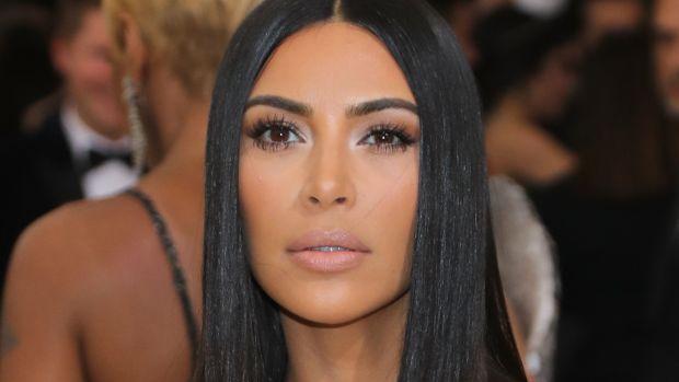 kim kardashian west beauty line crop-