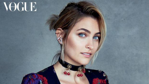 Vogue Australia July 2017 Paris Jackson - photography by Patrick Demarchelier_WEB1