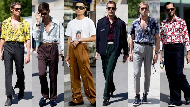 Kurt Cobain Inspired Sunglasses Were The Top Accessory At London Fashion Week Men 39 S Fashionista