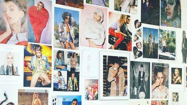 fashionista-wall