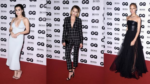 gq men of the year awards best dressed
