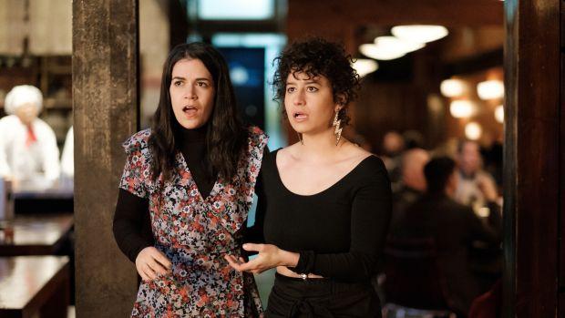 Broad City Season 4 costume designer interview