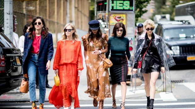 The Best Street Style Looks From Milan Fashion Week Spring