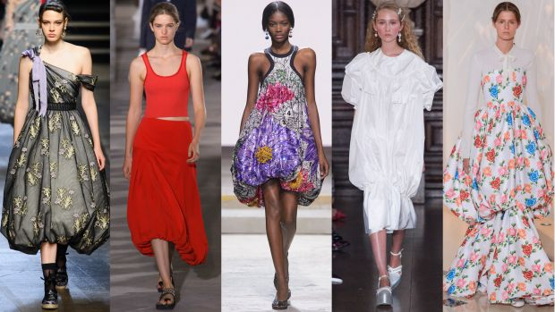 hp-spring-2018-bubble-hem-runway-trend