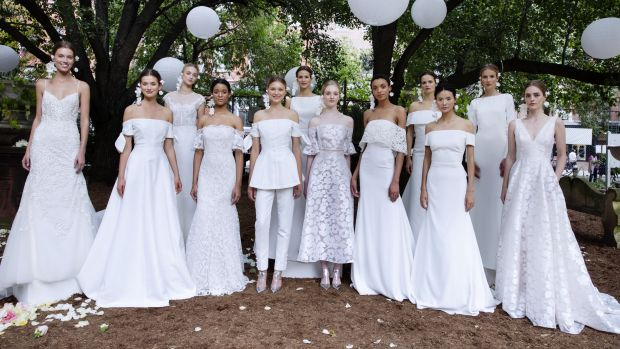 Something Blue Wedding Dress 71 Simple main lela rose fall