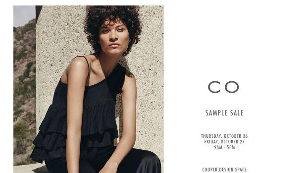 Co Sample Sale Invite_Oct'17-01
