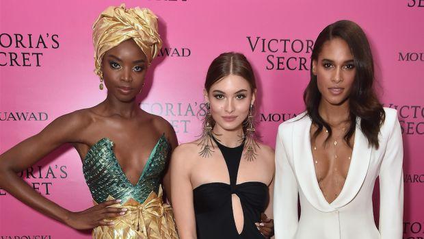 victoria's secret fashion show 2017 afterparty