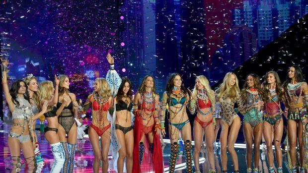 victorias secret fashion show plus size 2