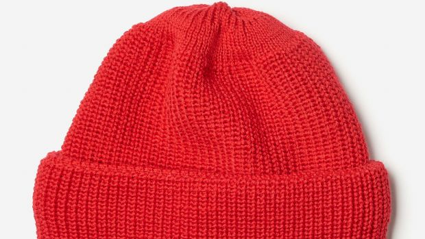 red beanie a kind of guise