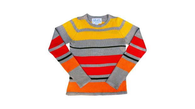 calle del mar sunset sweater