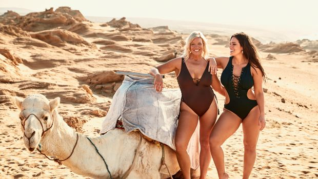 ashley graham mom swimsuits for all