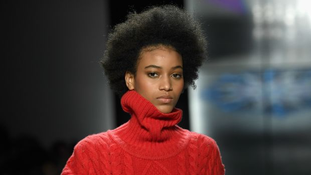 prabal-gurung-natural-hair-nyfw-promo