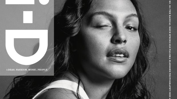 paloma elsesser i-D radicals issue