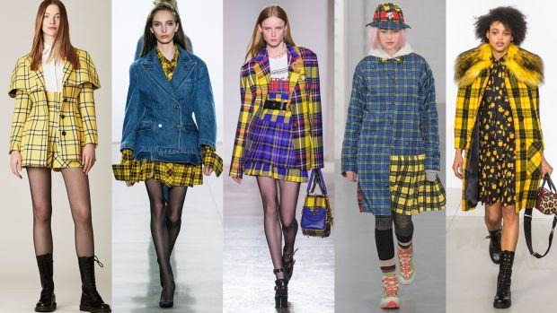 fashion-week-fall-2018-trend-clueless-plaid