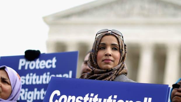 Samantha Elauf. Photo: Zainab Chaudry/Getty Images