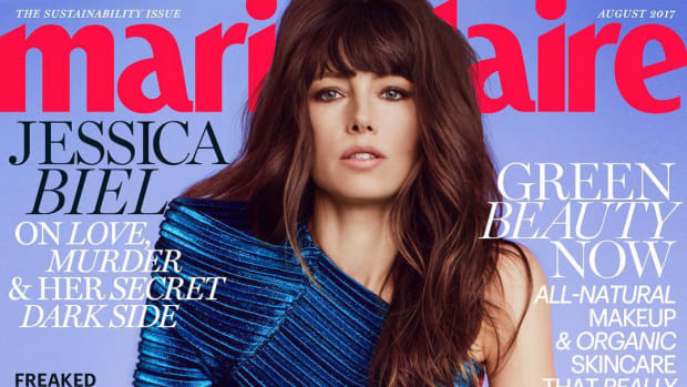 marie claire sustainability-