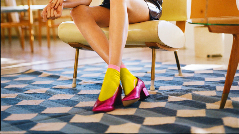Happy Socks Built a $100 Million Sock Business — and It's Coming for Women's Fashion Next