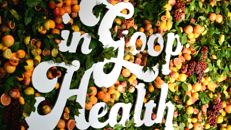In Its Second Year, the 'In Goop Health' Wellness Summit Gets More Grounded