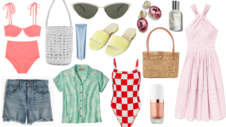 What Fashionista Editors Are Packing for Our Summer Vacations
