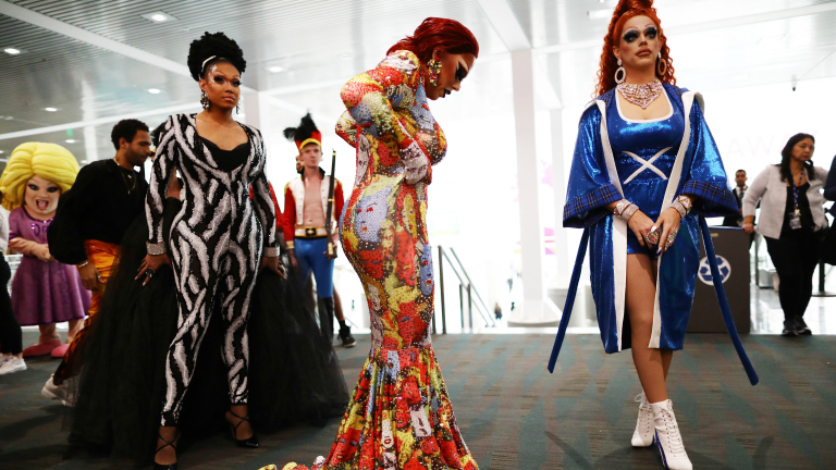 As Drag Goes Mainstream Queer Fashion Designers Reap Business Benefits Fashionista
