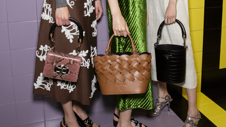 Bag Trends 2020.Fashionista S 33 Favorite Bags From The Milan Spring 2020