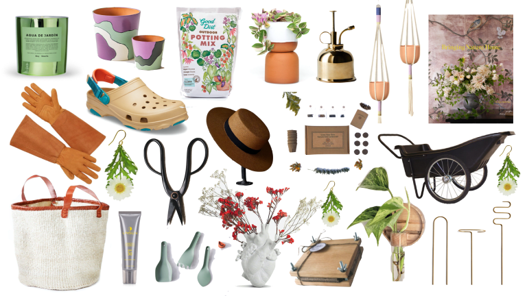 26 Chic Gardening Gifts for the Plant-Lover In Your Life