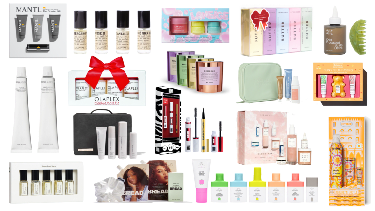 23 Actually Exciting Beauty Gift Sets to Give This Year