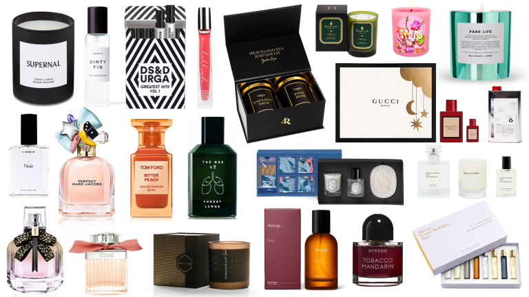 27 Truly Delightful Ways to Gift Fragrance This Year