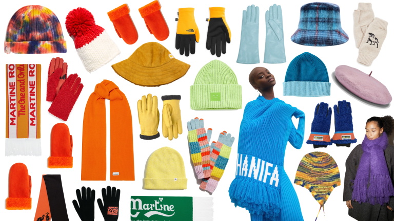 27 Bright Winter Accessories That'll Help You Bundle up in Style