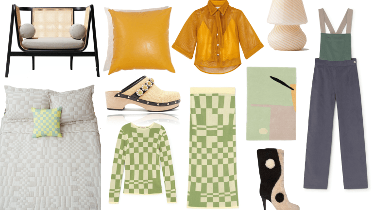 5 Non-Boring Outfits Inspired by Popular Home Decor Pieces