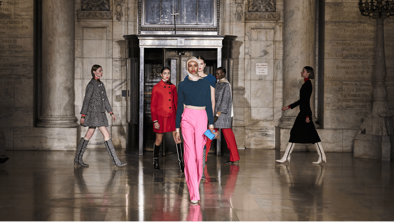 Fashionista's 12 Favorite Collections From New York Fashion Week Fall 2020