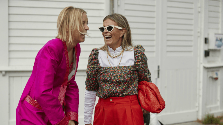 These 21 Editor-Approved Blouses Are Guaranteed to Brighten Your Day