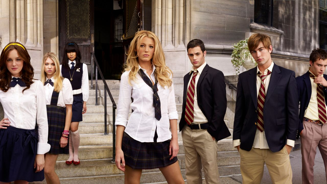 Reflecting on 39 gossip girl 39 fashion style and clothes Fashion style of gossip girl