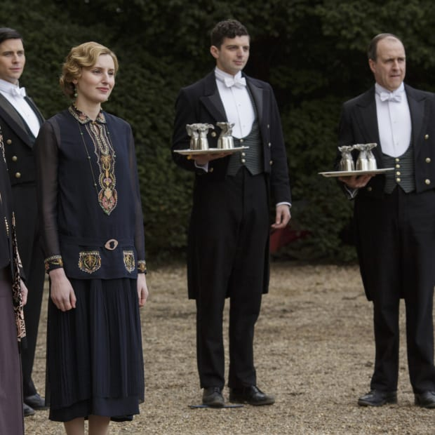 Downton Abbey Season 2 Episode 8