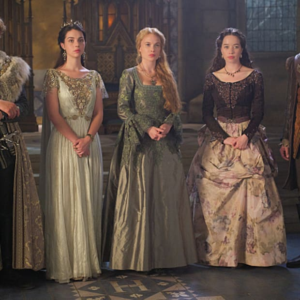 The Reign Costume Designer Shopped for 16th Century Costumes