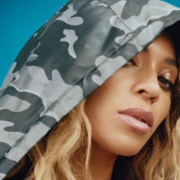 Beyonce Debuts Ivy Park X Adidas Collaboration On The