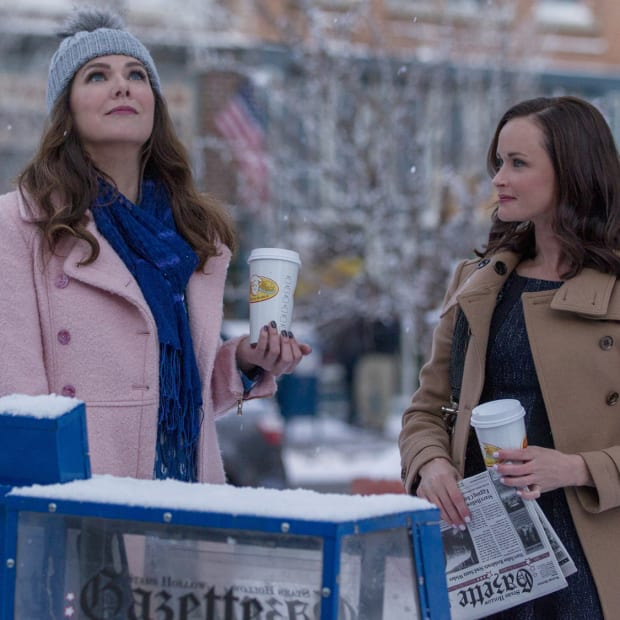 Gilmore Girls': The 11 Best Fashion Moments - Fashionista