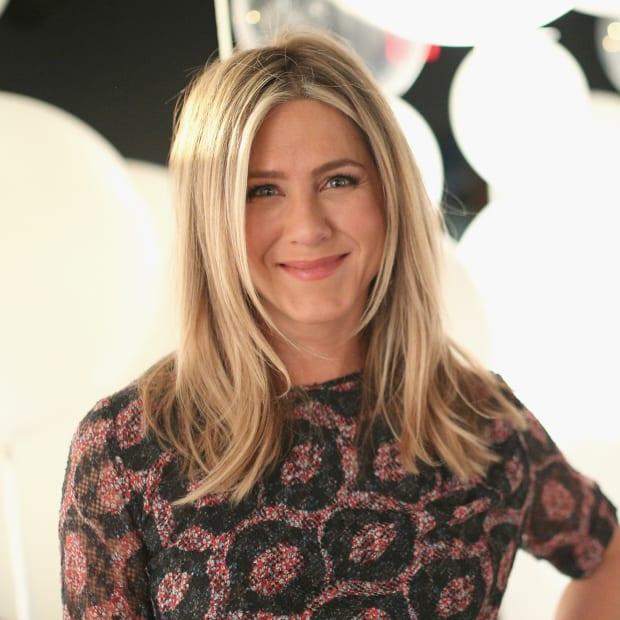 Jennifer Aniston Embraces Sweaty Post-Gym Hair, Will Never