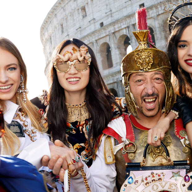 Dolce   Gabbana Spark Racism Controversy with  DGLovesChina Campaign   UPDATED  - Fashionista 72b1041e06c