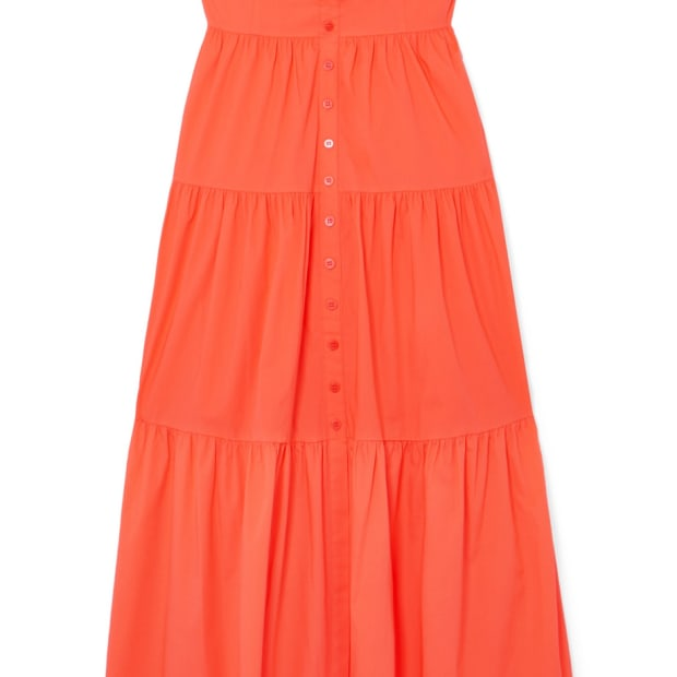 a3c477f405 Tyler Saw Zendaya Wearing an Orange Dress so Now Tyler Needs an Orange Dress