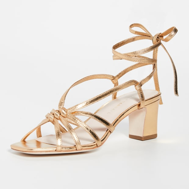b7bc33e4026b The Gold Sandal Tyler Can't Stop Thinking About After Seeing It on the  Street