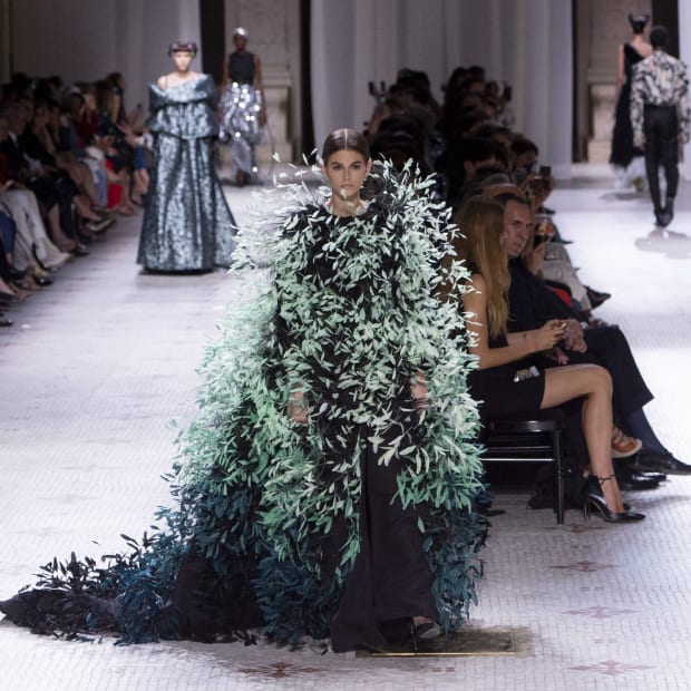 e106ff9ccb See Every Look From the Givenchy Couture Fall 2019 Collection