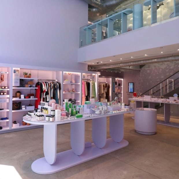 The Hot New Trend in Luxury Retail? Not Selling Anything