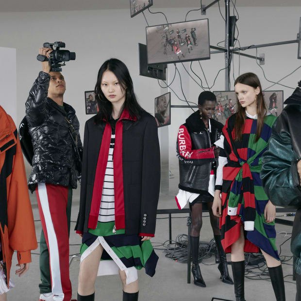 offer discounts latest fashion best sell Balenciaga's Fall 2019 Campaign Features Real-Life Loved-Up ...