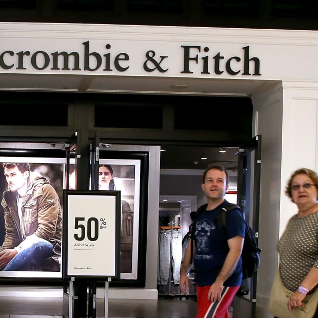 Abercrombie & Fitch Is Getting Rid of Its Shirtless Store