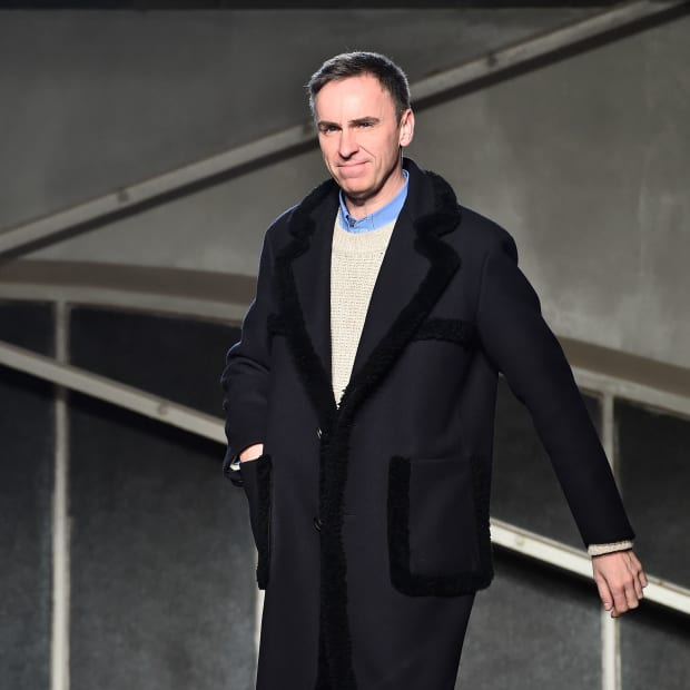 51fd11e9 Must Read: Raf Simons's Days at Calvin Klein Could Be Numbered, Inside  Valentino's Growth Strategy - Fashionista