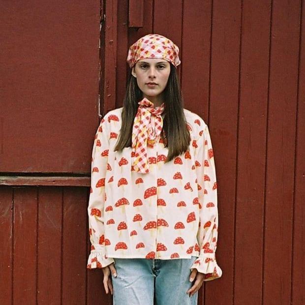 mushroom fashion style
